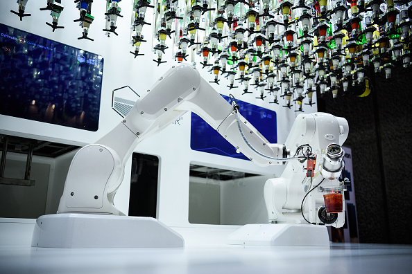 Industry「Man Vs Machine At Barbican's 'AI: More Than Human' Exhibition」:写真・画像(13)[壁紙.com]