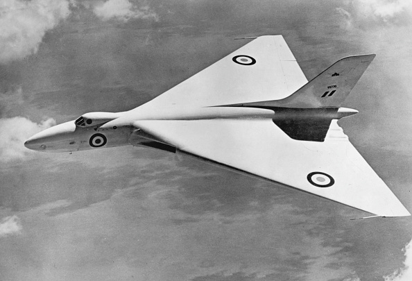 Explosive「Avro 698 Vulcan」:写真・画像(3)[壁紙.com]