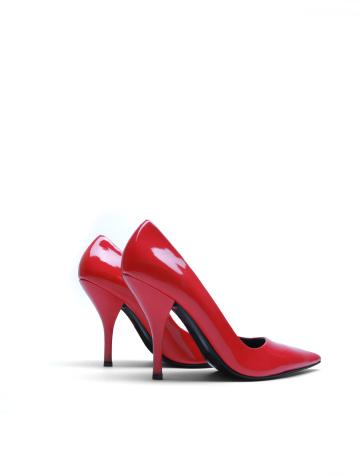 ペア「Red High Heels」:スマホ壁紙(8)