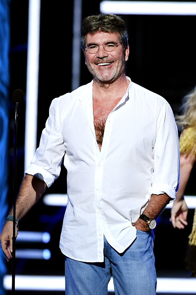 Simon Cowell「2018 Billboard Music Awards - Show」:写真・画像(17)[壁紙.com]