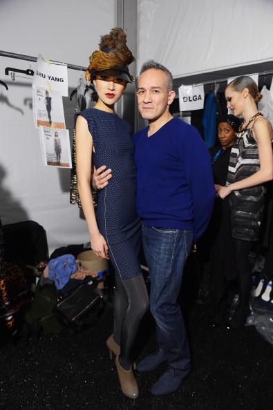 Michael Loccisano「AMC's New Series Immortalized Presents CZAR By Cesar Galindo Fall 2013 Fashion Show」:写真・画像(6)[壁紙.com]