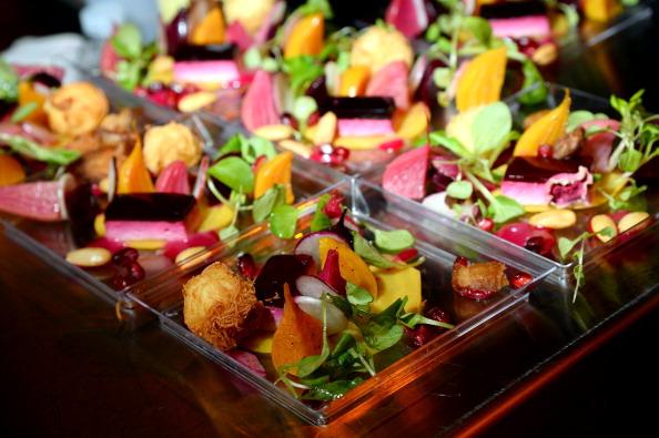 Salad「Grand Tasting At Vegas Uncork'd By Bon Appetit」:写真・画像(17)[壁紙.com]