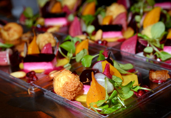 Salad「Grand Tasting At Vegas Uncork'd By Bon Appetit」:写真・画像(15)[壁紙.com]