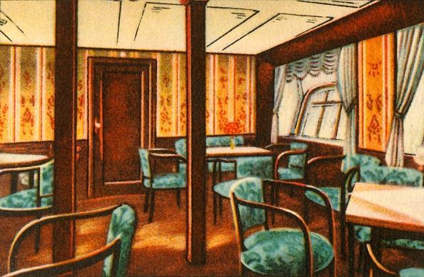 Saloon「Saloon On Board A Zeppelin」:写真・画像(10)[壁紙.com]