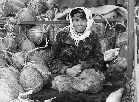 Tashkent「Melon Seller」:写真・画像(6)[壁紙.com]