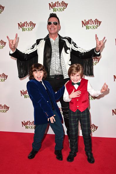 "Eamonn M「""Nativity Rocks!"" UK Premiere - Red Carpet Arrivals」:写真・画像(18)[壁紙.com]"