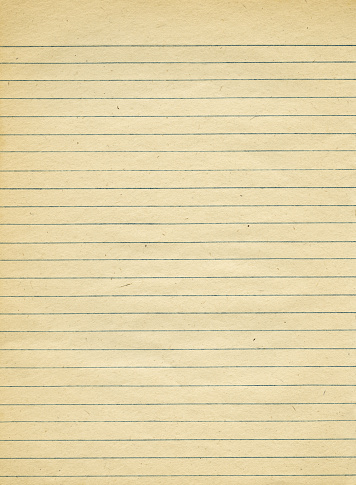 Lined Paper「Old Striped paper 1940s」:スマホ壁紙(17)