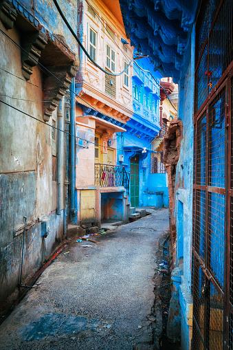 Jodhpur「Blue City - Jodhpur, India」:スマホ壁紙(12)