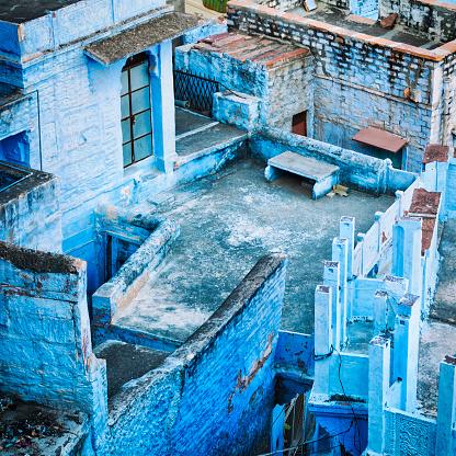 Rajasthan「Blue City - Jodhpur, India」:スマホ壁紙(13)