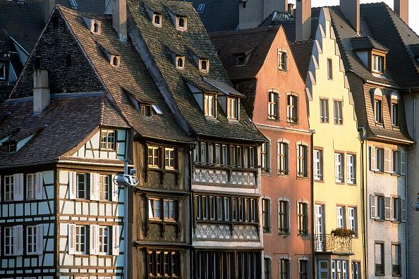 2002「Old Town Centre, Strasbourg, France」:写真・画像(2)[壁紙.com]