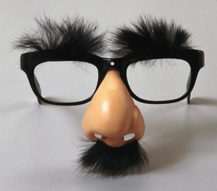 Human Nose「Funny Glasses」:スマホ壁紙(19)