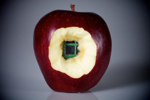 Mother Board「Apple」:スマホ壁紙(18)