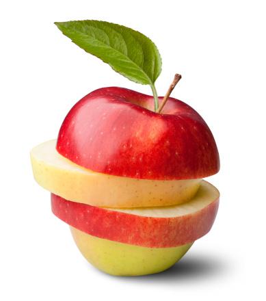 リンゴ「アップル」:スマホ壁紙(19)