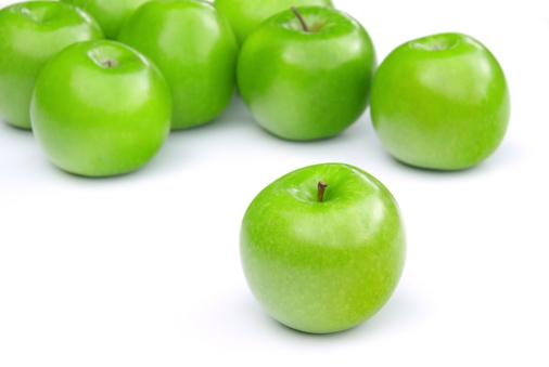 Clean「apple」:スマホ壁紙(15)