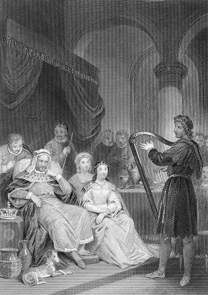 楽器「King Alfred I or Alfred the Great」:写真・画像(2)[壁紙.com]