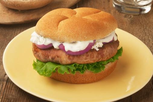 Veggie Burger「Portobello Mushroom Burger」:スマホ壁紙(1)