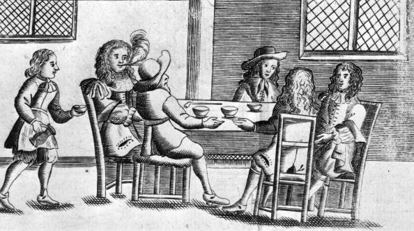 17th Century「Coffee House」:写真・画像(15)[壁紙.com]