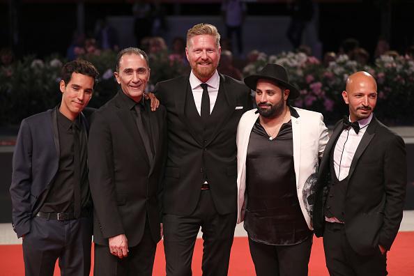 "Tristan Fewings「""Mosul"" Red Carpet Arrivals - The 76th Venice Film Festival」:写真・画像(6)[壁紙.com]"