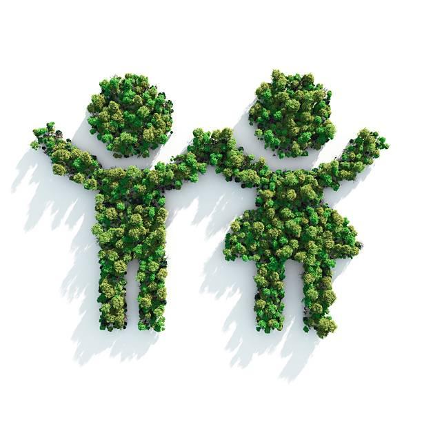 Green Children:スマホ壁紙(壁紙.com)