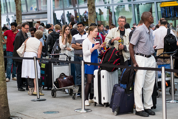 Waiting「Disruption Continues To British Airways Flights After IT Meltdown」:写真・画像(19)[壁紙.com]