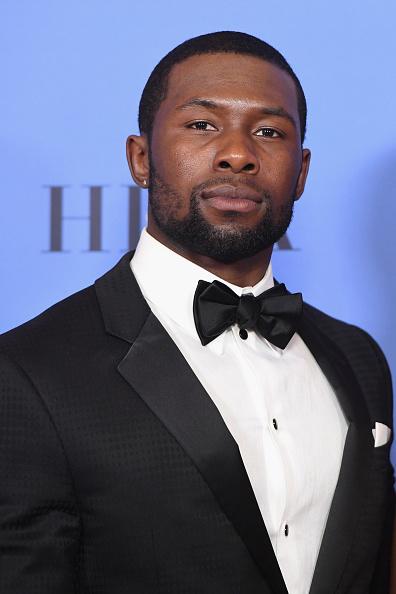 蝶ネクタイ「74th Annual Golden Globe Awards - Press Room」:写真・画像(18)[壁紙.com]