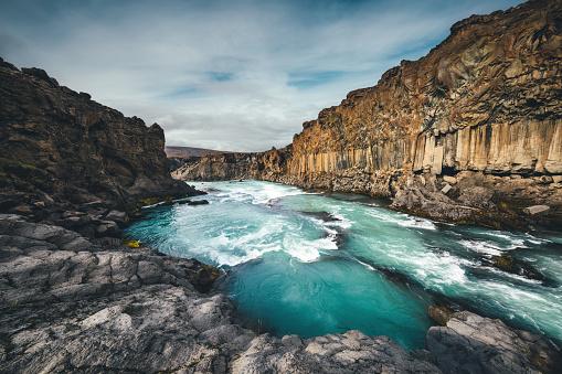 Basalt「Majestic Landscape In North Iceland」:スマホ壁紙(8)