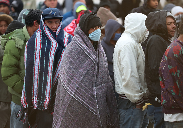 Southern USA「Thousands Of Migrants Wait To Enter U.S At Small Texas Border Crossing」:写真・画像(19)[壁紙.com]