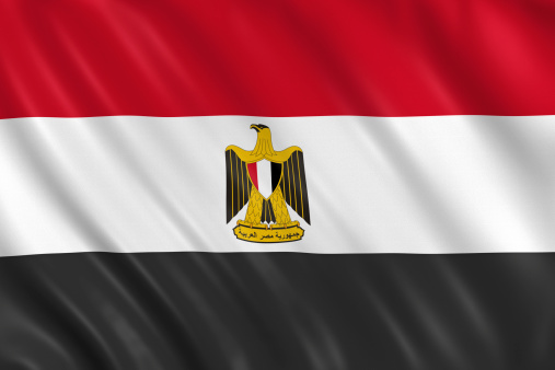 Silk「flag of egypt」:スマホ壁紙(9)