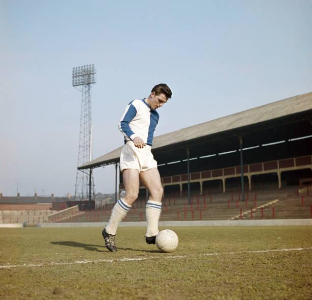 Fred Pickering Blackburn Rovers 1963:ニュース(壁紙.com)