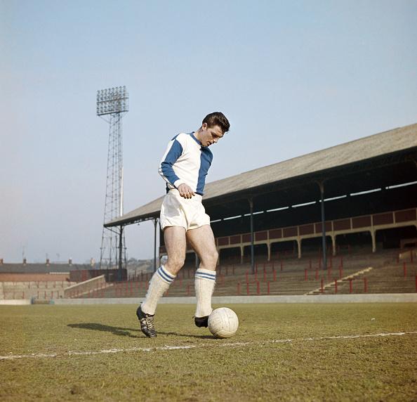 Fred Morley「Fred Pickering Blackburn Rovers 1963」:写真・画像(3)[壁紙.com]