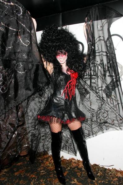 Costume「Heidi Klum's Annual Halloween Party」:写真・画像(12)[壁紙.com]