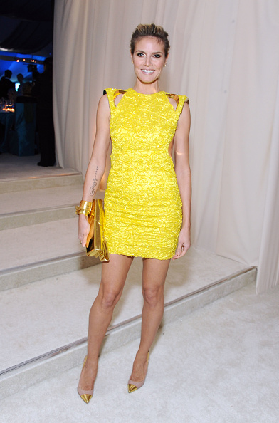 Yellow Dress「CIROC Vodka At 20th Annual Elton John AIDS Foundation Academy Awards Viewing Party」:写真・画像(5)[壁紙.com]