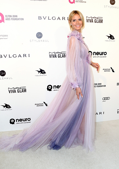 Floor Length「24th Annual Elton John AIDS Foundation's Oscar Viewing Party - Arrivals」:写真・画像(12)[壁紙.com]