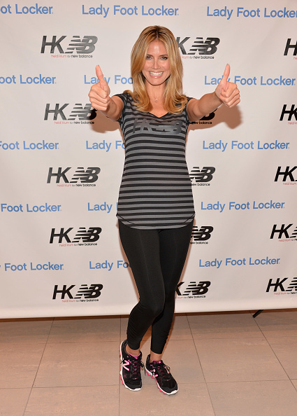 "Sports Clothing「""Heidi Klum For New Balance"" Collection Launch At Lady Foot Locker」:写真・画像(12)[壁紙.com]"
