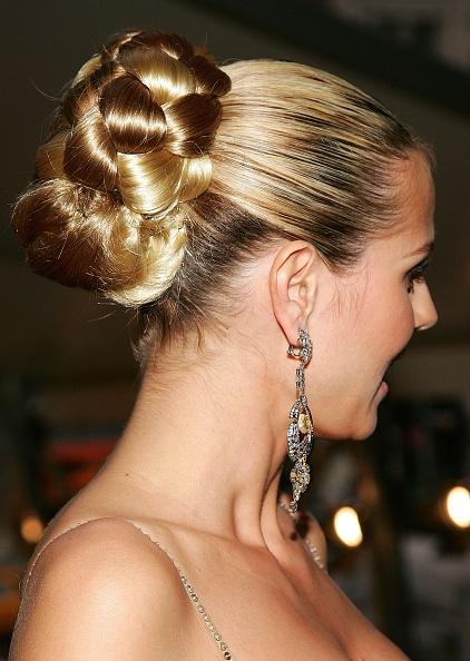 Braided Hair「2006 CFDA Fashion Awards - Arrivals」:写真・画像(13)[壁紙.com]