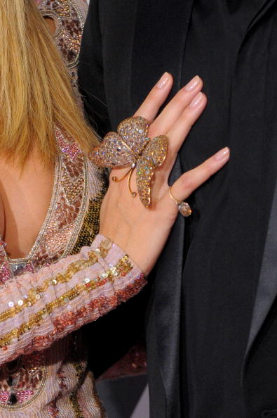 Ring - Jewelry「The 52nd Annual GRAMMY Awards - Arrivals」:写真・画像(18)[壁紙.com]