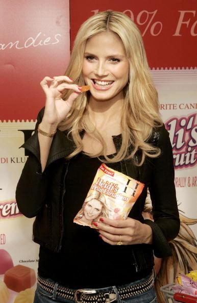 "Sweet Food「Heidi Klum Launches ""My Favorite Candies""」:写真・画像(8)[壁紙.com]"
