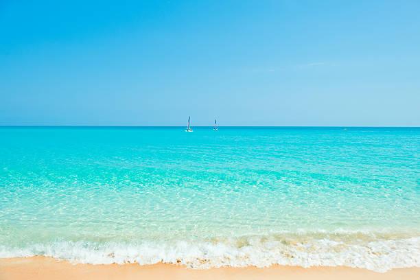 Carribean sea:スマホ壁紙(壁紙.com)