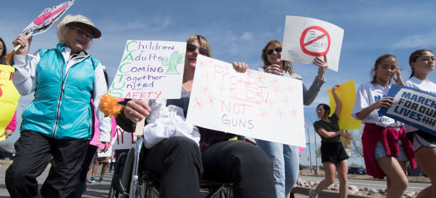Thousands Join March For Our Lives Events Across US For School Safety From Guns:ニュース(壁紙.com)