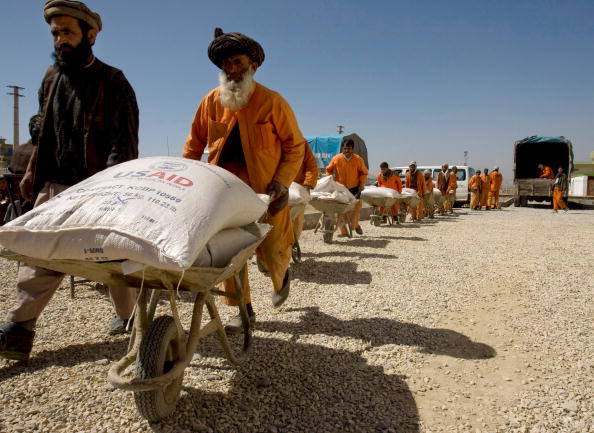 Kabul「World Food Program Aids Afghans Affected By Wheat Price Increase」:写真・画像(16)[壁紙.com]