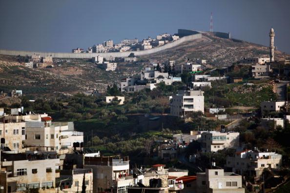 West Bank「East Jerusalem Development Plans Put On Hold」:写真・画像(9)[壁紙.com]