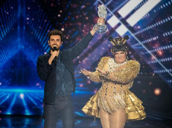Tel Aviv「Eurovision Song Contest 2019 - Dress Rehearsal」:写真・画像(6)[壁紙.com]