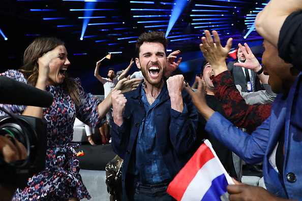 Tel Aviv「Eurovision Song Contest 2019 - Green Room」:写真・画像(15)[壁紙.com]