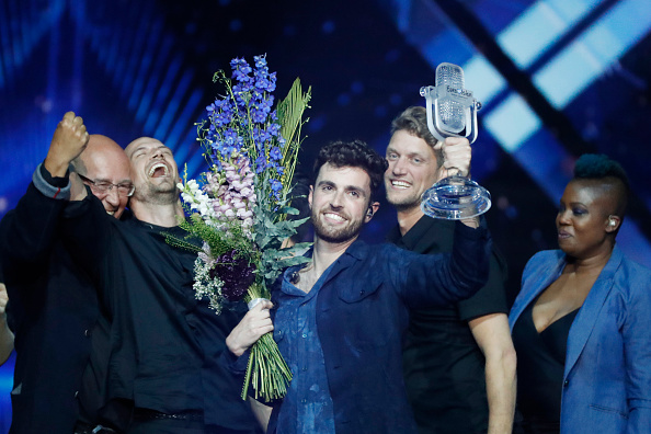 Winning「Eurovision Song Contest 2019 - Grand Final」:写真・画像(12)[壁紙.com]