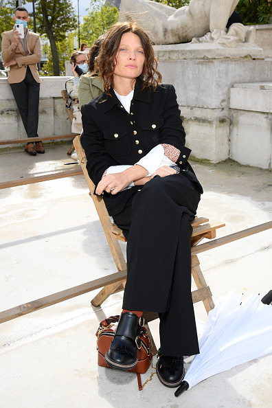 Chloe - Designer Label「Chloe : Vip Arrivals -  Paris Fashion Week - Womenswear Spring Summer 2021」:写真・画像(17)[壁紙.com]