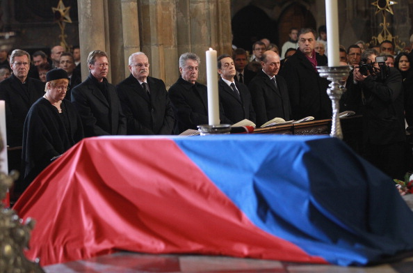 St Vitus's Cathedral「State Funeral Of Vaclav Havel」:写真・画像(10)[壁紙.com]