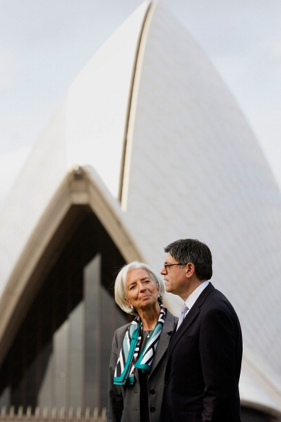 Finance「G20 Finance Ministers Meet In Sydney」:写真・画像(4)[壁紙.com]
