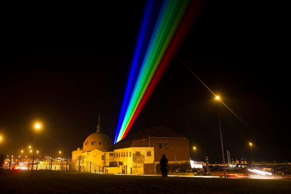 Light - Natural Phenomenon「US Artist Yvette Mattern's Global Rainbow On Show In Gateshead」:写真・画像(14)[壁紙.com]