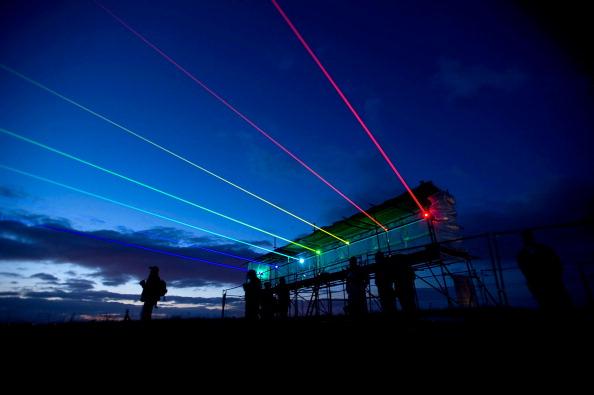 Lighting Equipment「US Artist Yvette Mattern's Global Rainbow On Show In Gateshead」:写真・画像(0)[壁紙.com]