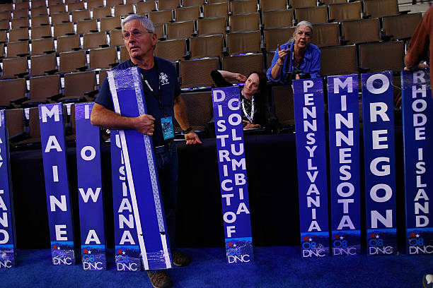 Denver Prepares To Host The Democratic National Convention:ニュース(壁紙.com)